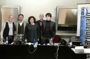 San Mauro Pascoli, candidati sindaco battaglieri al confronto in Confartigianato
