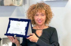 Salone Gabriella premiato da Confartigianato per i 50 anni di attività