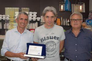 Gelateria Copacabana di Gambettola premiata per i trent'anni di attività