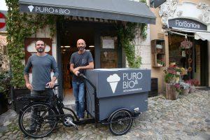 L'arte della gelateria valore aggiunto del centro di Cesena