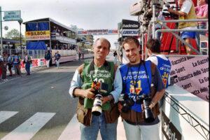 Fotoreporter Sirotti, in un libro gli scatti memorabili di 45 anni al Giro d'Italia